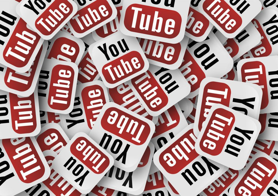 Growing number of users for YouTube or Internet Media